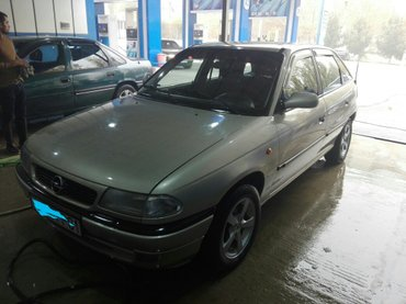 Opel astra 97сол бо савдо мешава в Душанбе