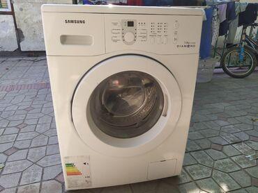 Samsung 6 - Кыргызстан: Фронтальная Автоматическая Стиральная Машина Samsung 6 кг