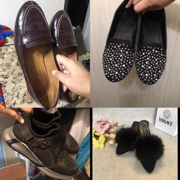 razmer 38 39 в Кыргызстан: Продаю обувь в отличном состоянии и очень хорошего качества! Размер 39