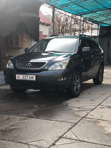 авто видео регистратор в Кыргызстан: Lexus RX 3.5 л. 2006