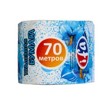 Туалетной бумаги - Кыргызстан: Туалетная бумага 70 метров оптом и в розницу