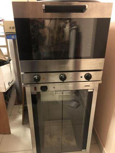 Расстоечный шкаф (расстойка) smeg lev43 производства италии в отличном