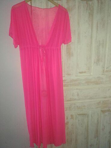 Женская одежда в Чолпон-Ата: Накидка летняя на пляж. Длинное. Размер стандартный. Новая