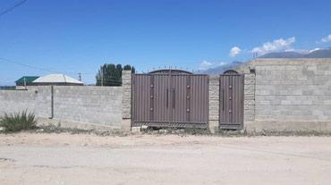 забор пескоблок в бишкеке в Кыргызстан: Продам 8 соток