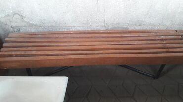 Продаю скамейки 2 штуки длина 1.90см ширина 45 см хорошо для огорода и