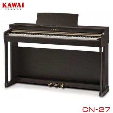 ПИАНИНО ЦИФРОВОЕ Технические характеристикиKawai CN 27   Тип клавиату