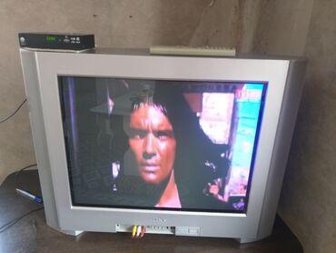 телевизор век в Кыргызстан: Телевизор sony. 72 экран плоский. состояние хорошее