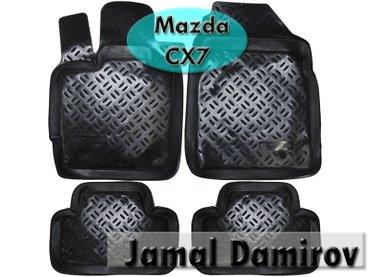 Mazda cx-7 üçün poliuretan ayaqaltılar. в Bakı