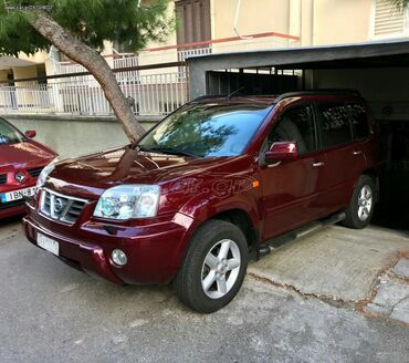 Nissan X-Trail 2 l. 2003 | 136000 km