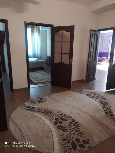 теплые полы бишкек цена в Кыргызстан: Индивидуалка, 3 комнаты, 140 кв. м Теплый пол, Бронированные двери, Видеонаблюдение