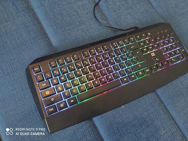 Tastatura | Srbija: Tastatura je koristena,mesec dana. Tastatura je tehnicki nova