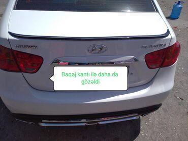 islenmis avtomobiller - Azərbaycan: Avtomobiller ucun bagaj spolleri