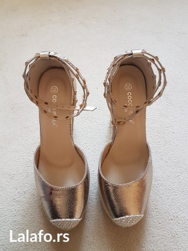 Zenske sandale 38 br. Nove! - Cacak