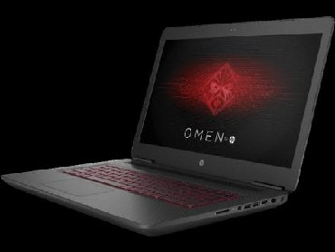 компьютеры-hp-hewlett-packard в Кыргызстан: Ноутбук hp omen -15-ах250  графическая карта nvidia geforce gtx 1050 и