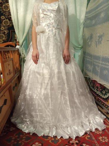 Свадебное платье, почти новое одевала один раз в отличном состоянии
