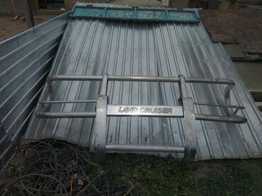 Аксессуары для авто в Бактуу-Долоноту: Кенгурятник на ленд крузер 8000 сом