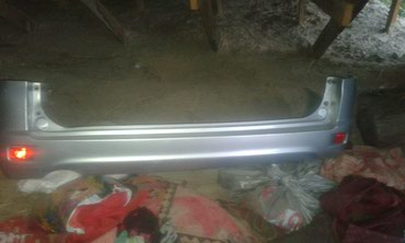 Продаю бампер на степ пад спада задный  прашу 3000сом тел  в Бишкек