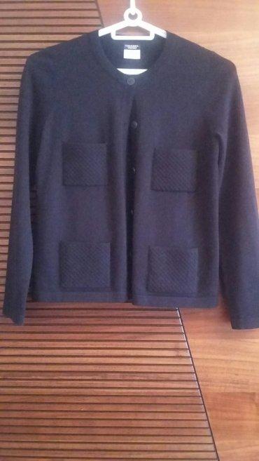 Bakı şəhərində Жакет черного цвета как новый. Размер s (36-38).