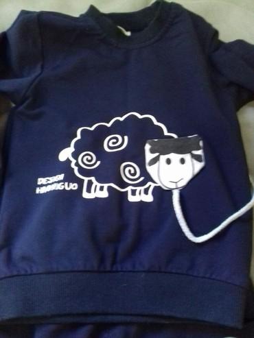 детские спортивные костюмы в Кыргызстан: Детский спортивный костюм. Размер 3-4 года. В хорошем состоянии. б/у