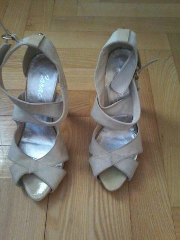 Sandale bez kozne 37 vel ocuvane kao ove italianske jos slika na