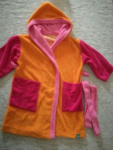 Ostala dečija odeća | Jagodina: Uzrast / Visina:3 godine (98 cm)Namenjeno za:DevojčiceOčuvanRamena