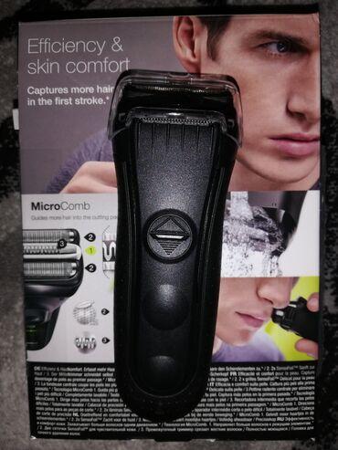 Elektronika - Cacak: Brown 3 series aparat za brijanje