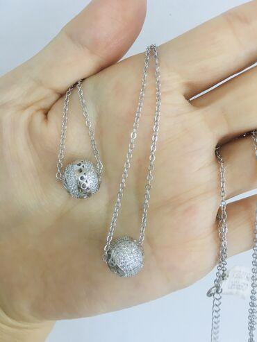 Новое Серебряное Колье PANDORA  Самый лучший подарок для ваших любимых