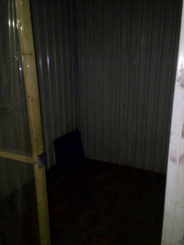 Срочно продаю контейнер на Аламединском рынке, место проходное, ряд в Бишкек