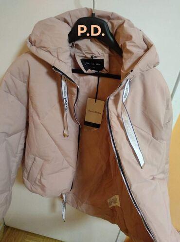 Benetton jakna - Pozarevac: Punjena jakna  2800 dinara r.d