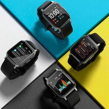 Аксессуары - Кыргызстан: Умные часы Xiaomi HAYLOU Smart Watch 2 (LS02)1,4-дюймовые смарт-часы с
