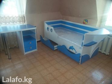 Кровати детские с выдвижными ящиками в Бишкек