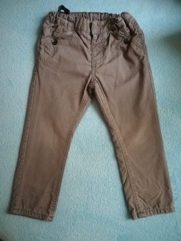 Termo pantalone za dečake, tanja pamučna postava, veličina 98 (za - Belgrade