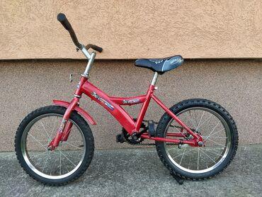 """Sport i hobi - Valjevo: Deciji bicikl bajkolino 16""""Decija bicikla bajkolino. Tockovi su 16"""""""