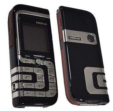 Винтажная Nokia 7260 , внешн.вид отличный , в Бишкек