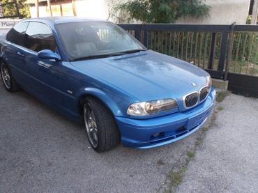 BMW 323 2002 - Cacak