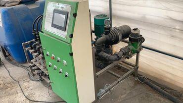 Шланги и насосы - Кыргызстан: Продаю автоматизированную карельную систему полива для теплиц, огорода