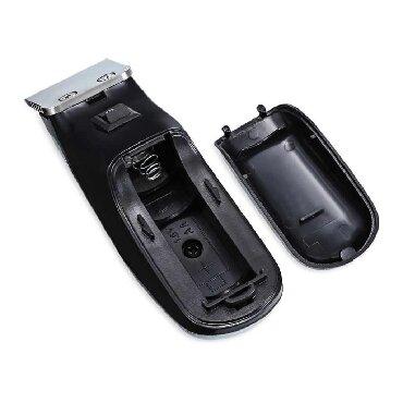 Триммер ручная косилка - Кыргызстан: Компактный триммер для волос, машинка для стрижки бороды Kemei KM-666