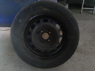 Auto gume - Srbija: Peugeot Citroen felna celicna sa gumom 15 -ca