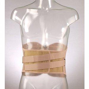 Поясничный ортопедический корсет с усиленными ребрами жесткости fosta