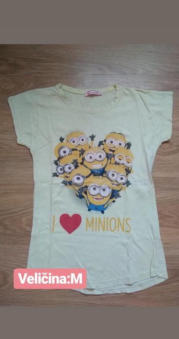 Paket-obodi-majice-i-jedne-kosulje-lepo-odrzane - Srbija: -Paket od 6. ženskih majica-Sve majice su M. veličine-Moguće kupovanje