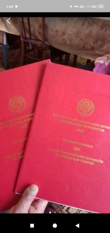 Недвижимость - Тамчы: 100 соток, Для сельского хозяйства