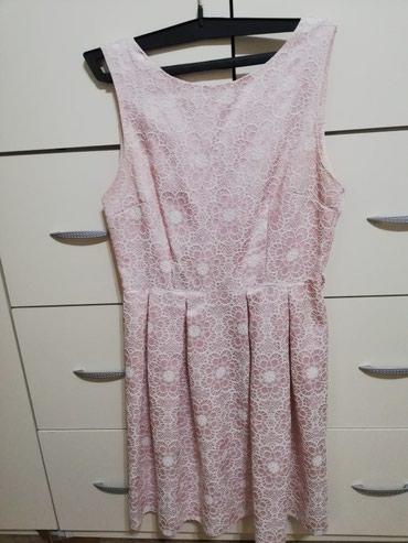 Haljina, roze boje, nova, veličina 40 - Nis