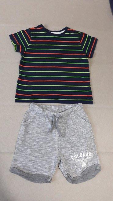 Ostala dečija odeća | Valjevo: Komplet za decaka, velicina 2-3 godine