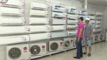 Ремонт кондиционеров, установка, заправка, профилактика в Бишкек