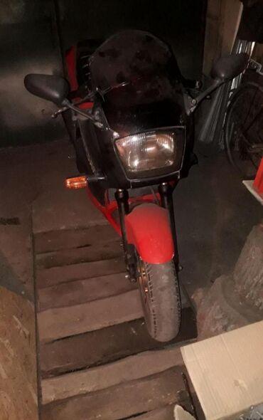 Kawasaki в Кыргызстан: Kawasaki GPX 600r