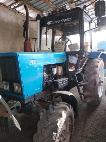 Продаю МТЗ 82.1 в хорошем состоянии год 2011 цена 12000$ в Беловодское