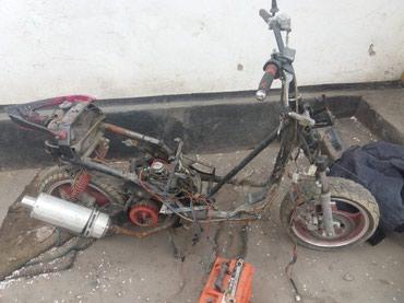 Продаю скутер 150кубовый на хаду по в Лебединовка