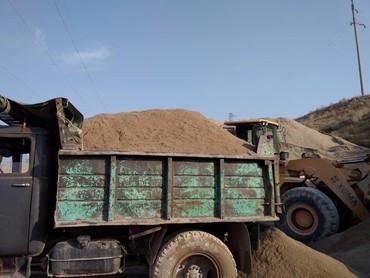 Песок, отсев, шебень, камни , Токмок в Токмак