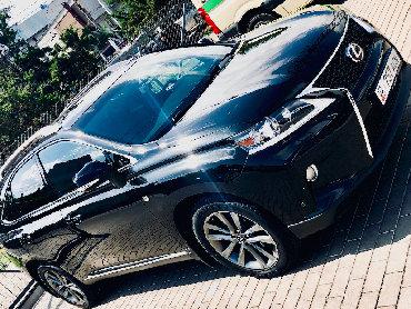Lexus RX 3.4 л. 2012 | 127000 км
