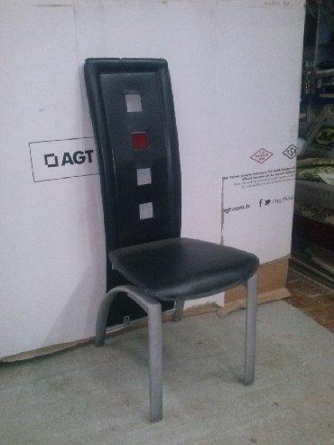 Оригинальные стулья б\у. требующие умелые руки. 6 шт по цене . сом